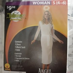 Angel Adult Small Costume